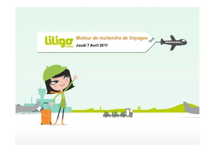 Liligo. Par Guillaume Bril, Liligo