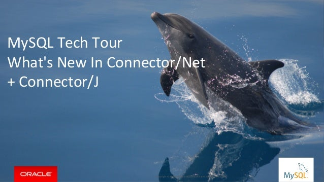 Copyright © 2015 Oracle and/or its affiliates. All rights reserved. | MySQL Tech Tour What's New In Connector/Net + Connec...