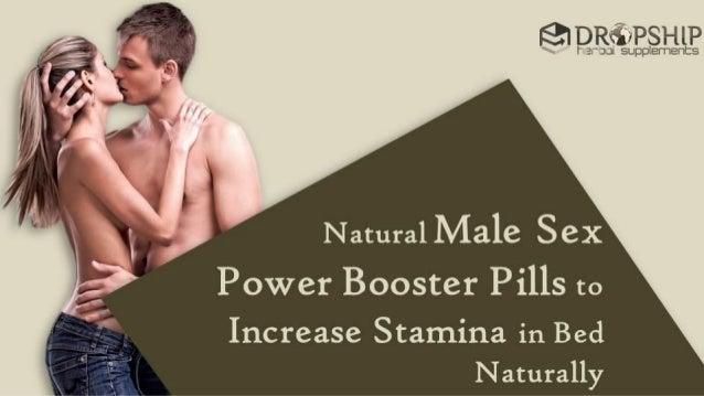 Increasing sexual stamina