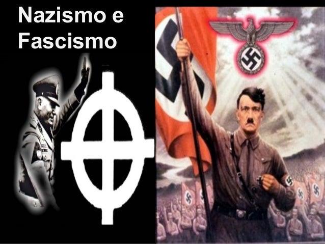 Nazismo eFascismo