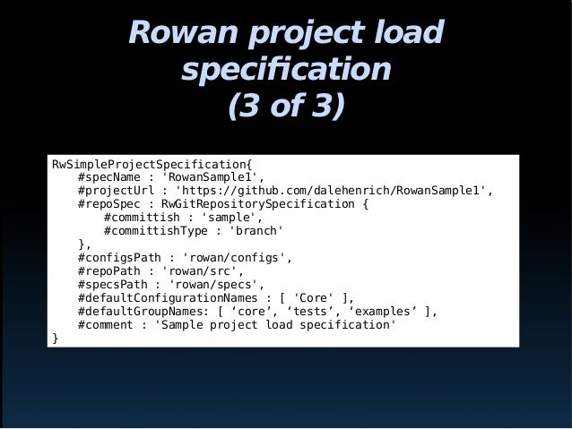 Rowan: A new project/package manager