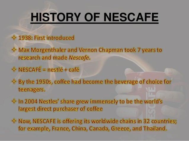 nescafé brand management Nescafe classic || brand management 1 presented to: abu sohel mahmood  presented by: ucchash talukder (15201017) tabassum yusuf.