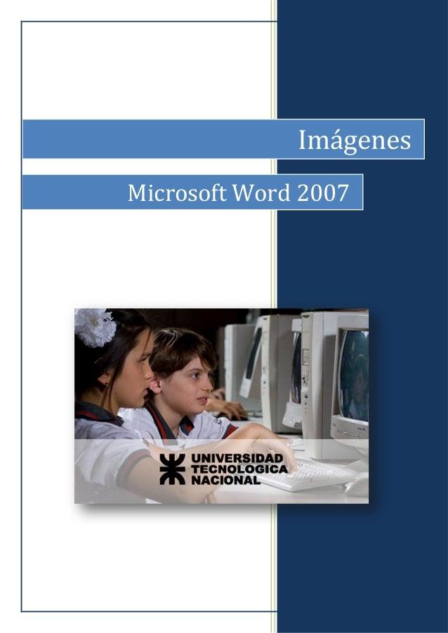 Imágenes Microsoft Word 2007