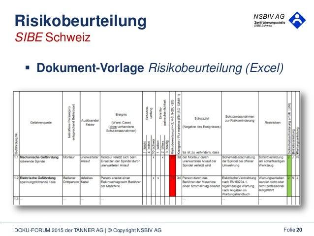 Ausgezeichnet Bank Risikobewertungsvorlage Fotos ...