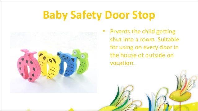 10 Top Baby Safety Products