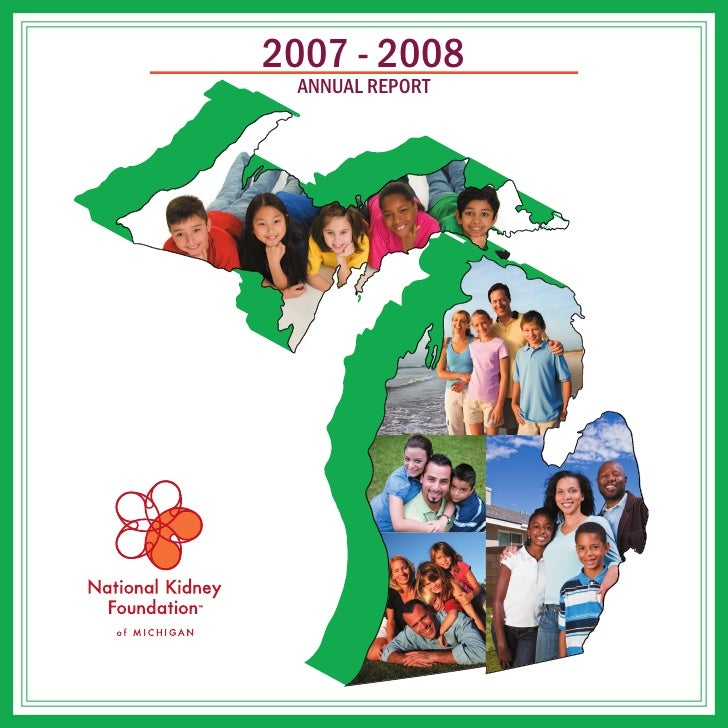 2007 - 2008  ANNUAL REPORT
