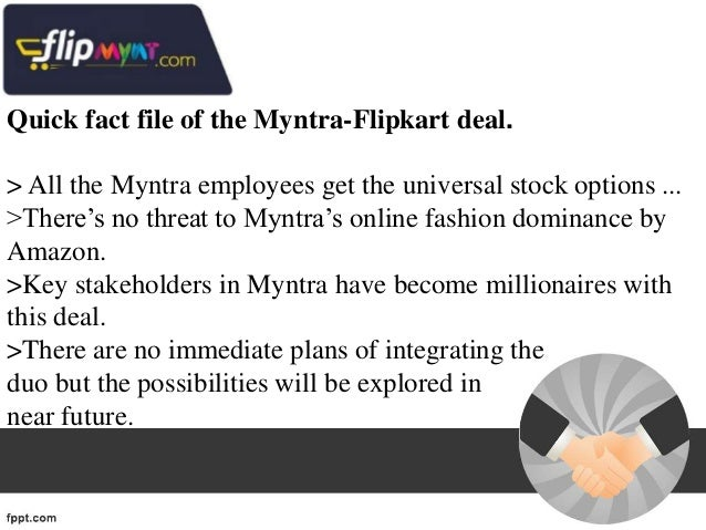 Flipkart stock options