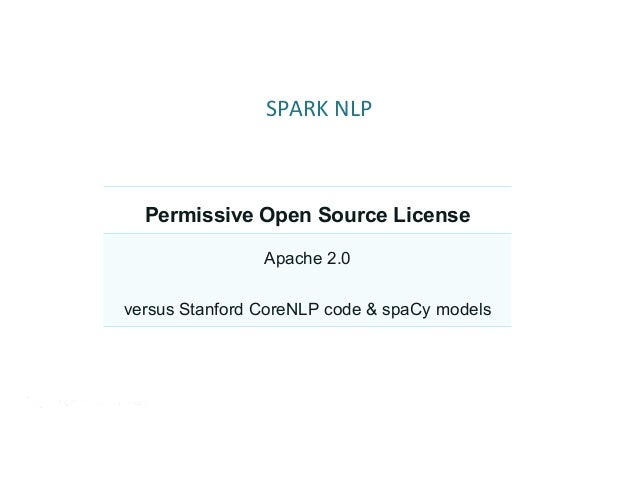 Apache Spark NLP: Extending Spark ML to Deliver Fast