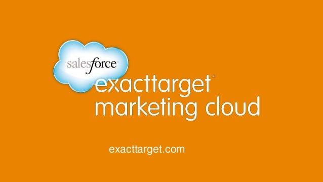 exacttarget.com/blog kylelacy.com @kyleplacy
