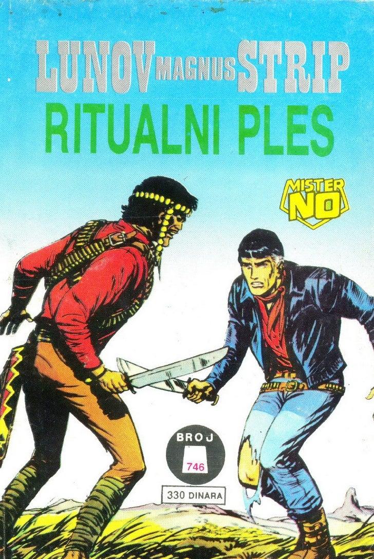 0746. Ritualni ples