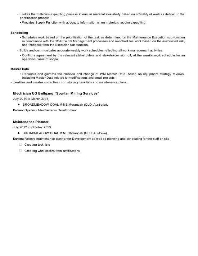 resume vincent le cornu detailed