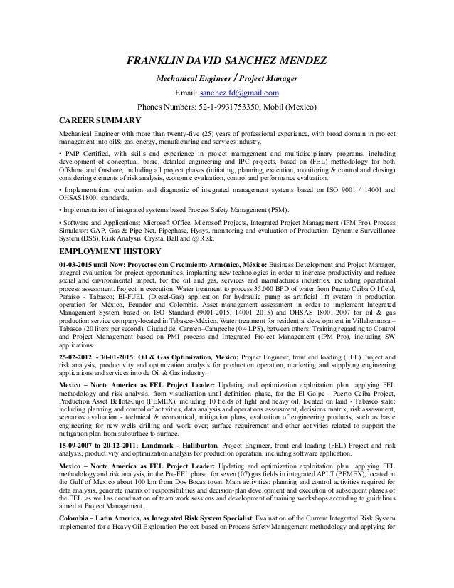 resume f sanchez project manager oct 2016 pdf