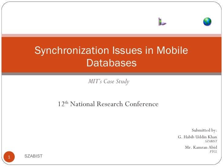 national case study database