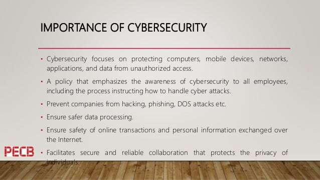 The Difference Between Cybersecurity And Information Security