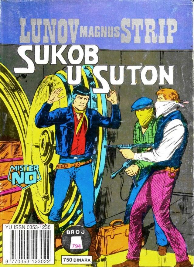 0794. SUKOB U SUTON
