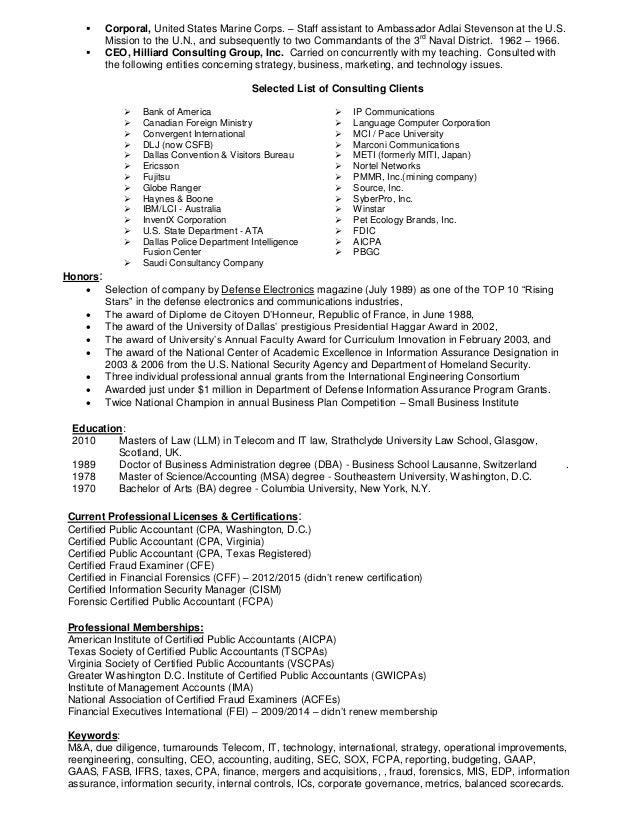 Nugent resume Jan 2016 2 pages