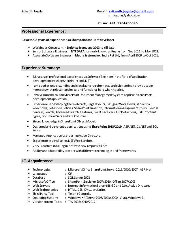 Resume-Srikanth_Jogula