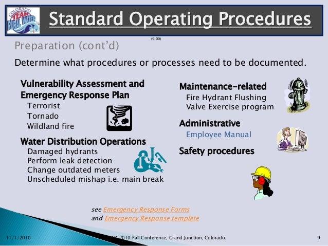 Gerryshisler Standard Operating Procedures