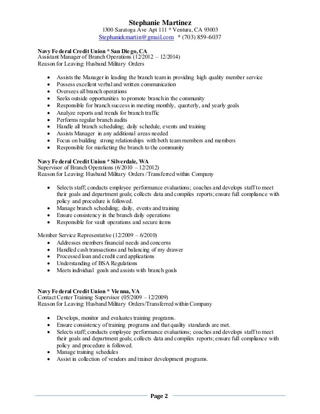 credit card collection manager resume