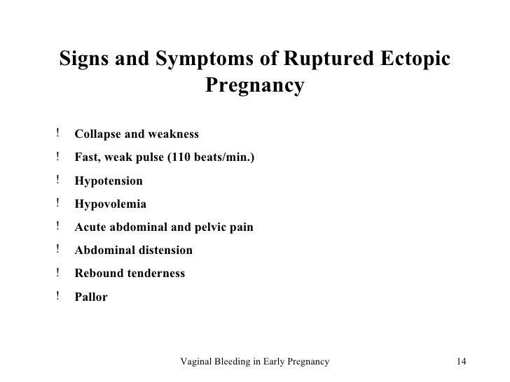 07 bleeding earlypregnancy - photo #16