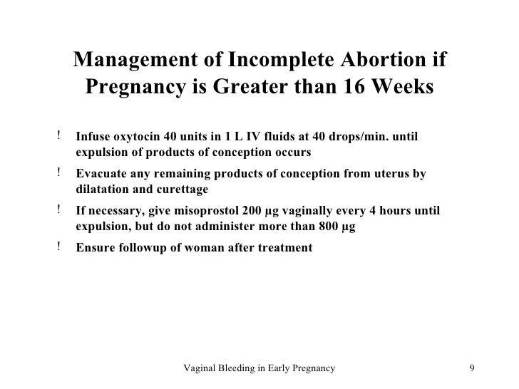 07 bleeding earlypregnancy