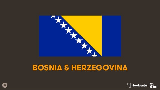 32 BOSNIA & HERZEGOVINA
