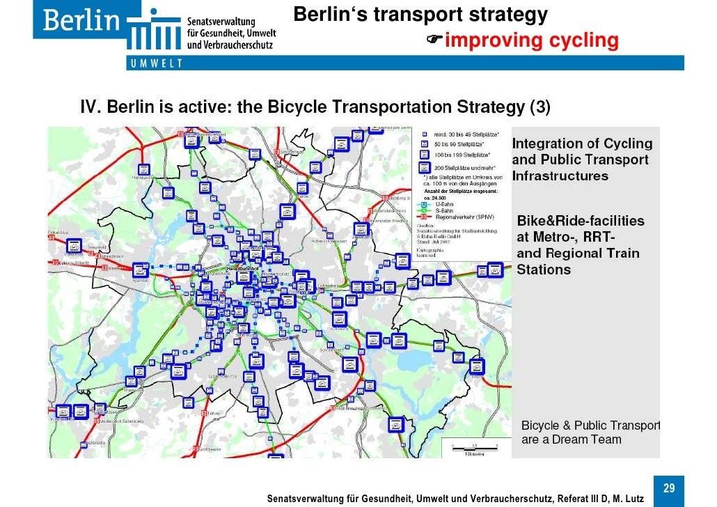 Martin Lutz  Abordar la contaminaci de laire a Berln la Zona de
