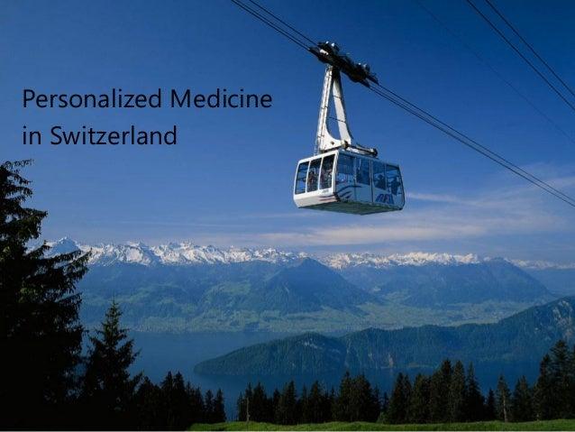 www.risicare.chPersonalized Medicinein Switzerland