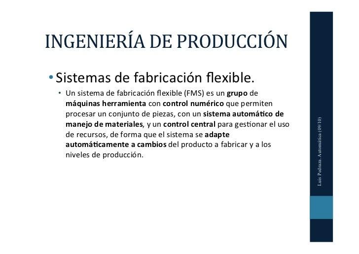 CIM 07 - Producción (FMS, Robótica, AGVs, ASRS) Slide 2