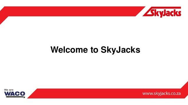 Welcome to SkyJacks