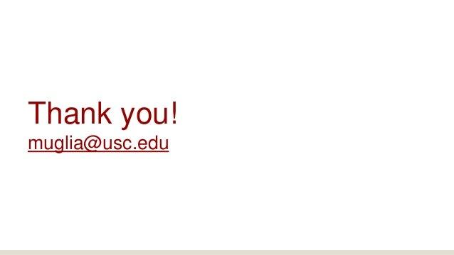 Q u e s t i o n s Program director: Katja Reuter, PhD Email: katja.reuter@usc.edu Twitter: @dmsci Next Digital Scholar Web...