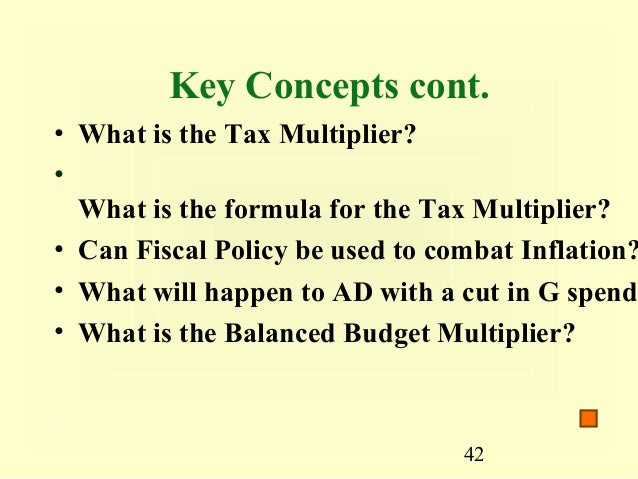Government economic policy
