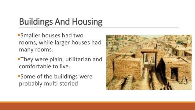 harappan buildings