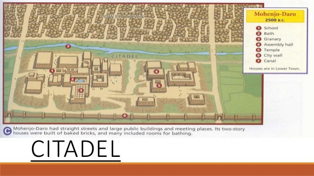 indus valley town planning