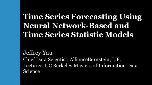 Time Series Forecasting Using Recurrent Neural Network and Vector Aut…