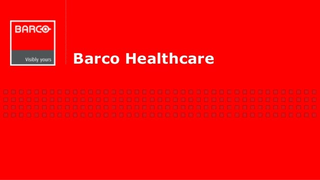MongoDB IoT City Tour EINDHOVEN: IoT in Healthcare: by, Microsoft & Barco Slide 2