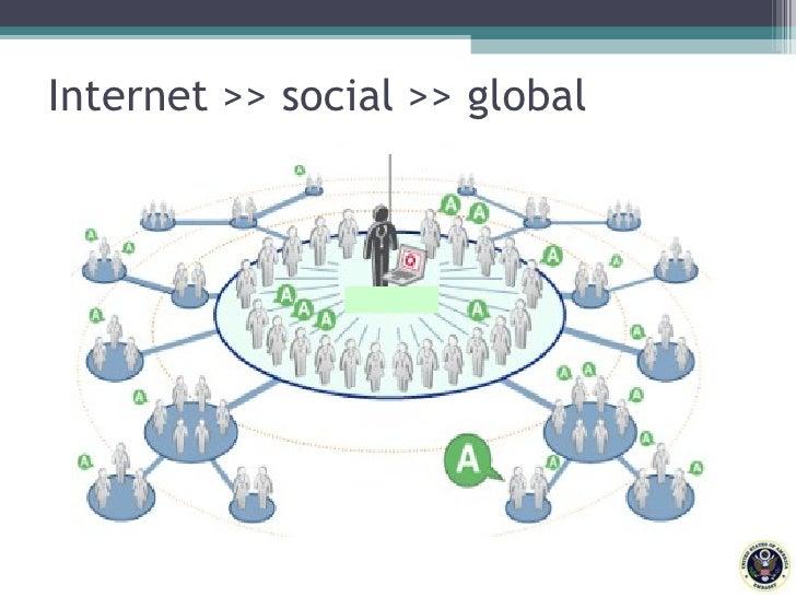Internet >> social >> global