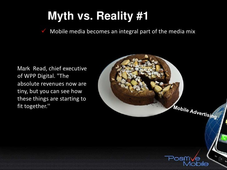 Myth #2:  A small screen=limited UX= limited advertising experience