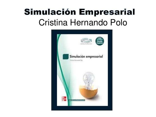 Cristina Hernando Polo