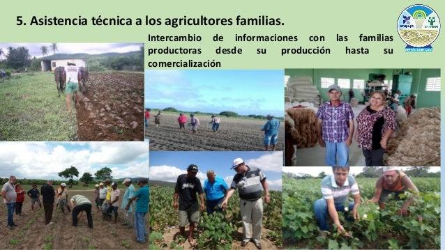 Las familias de los agricultores demuestran que es posible producir saludable, respetar la naturaleza y ser feliz !