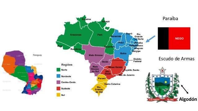 Algodón Paraíba Escudo de Armas