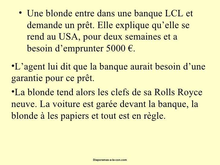 07  Qui A Dit Que Les Blondesetaient... Slide 2