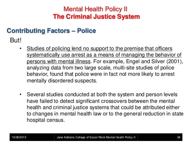 the factors contributing to the failure of the criminal justice system Factors contributing to recidivism among youth placed with the new york state of criminal justice dcjs computerized criminal history system (cch.