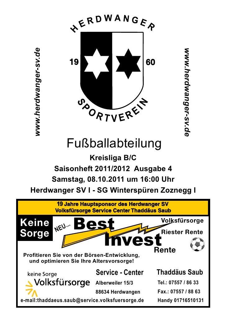 www.herdwanger-sv.de                                                                     www.herdwanger-sv.de             ...