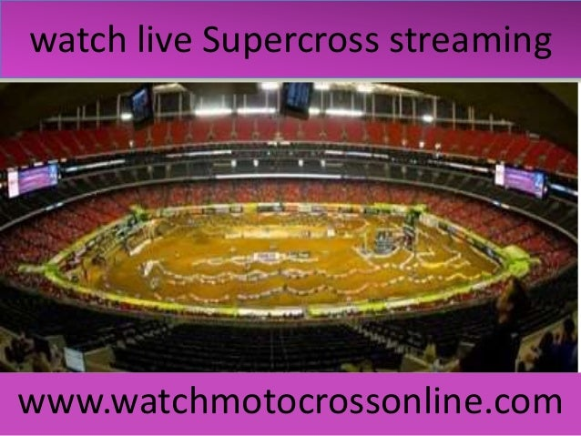how to watch supercross online