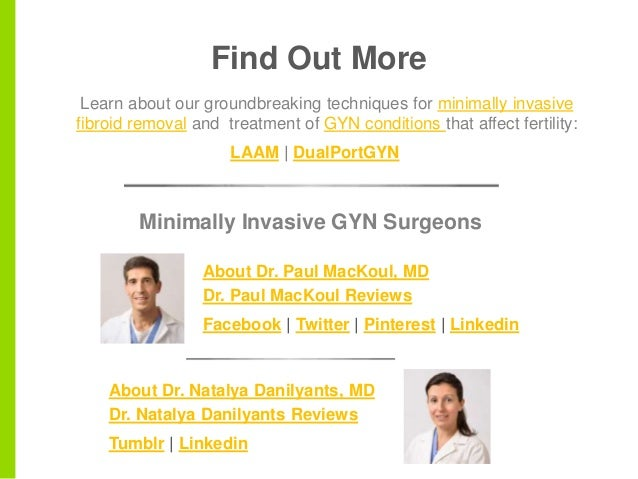 GYN Surgery Spotlight: Infertility by Dr. Paul MacKoul, MD