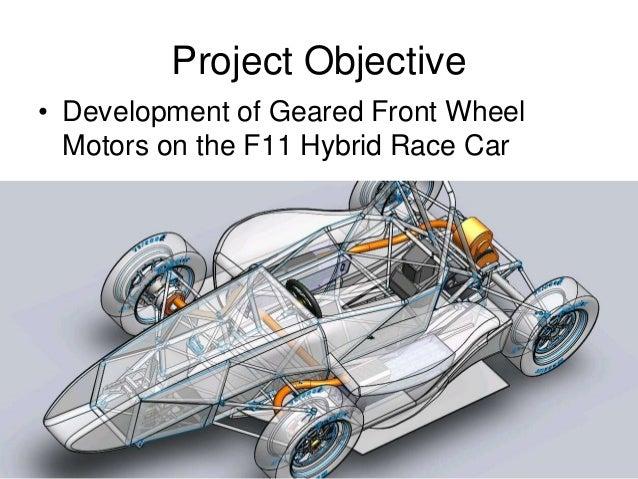 08 2010 Fsae Hybrid 3rd Presentation Gen 3 Geared Bldc Motors Plan
