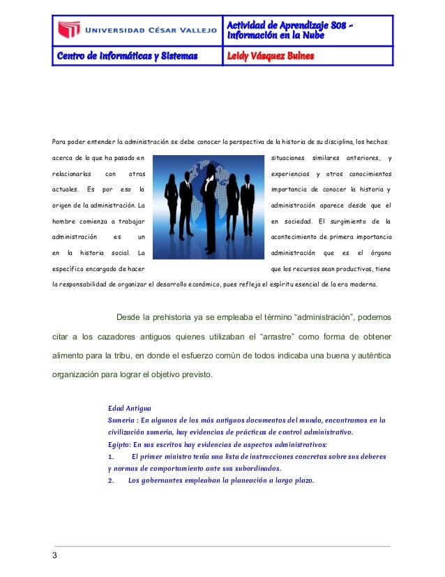 Actividad de Aprendizaje S08 - Información en la Nube Centro de Informáticas y Sistemas Leidy Vásquez Bulnes     ...