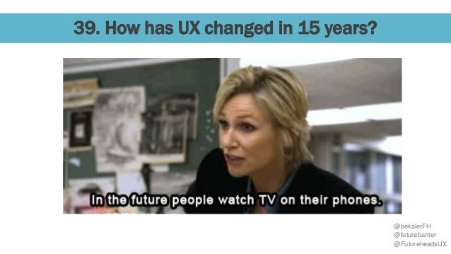 40 things you didn't know about UX recruitment and were too afraid to ask Slide 3