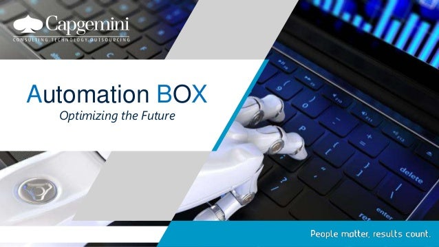 Automation BOX Optimizing the Future